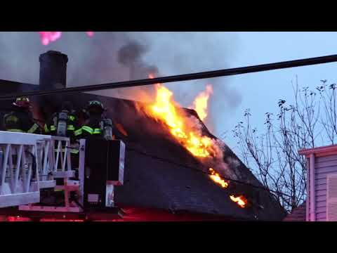 BOUND BROOK NEW JERSEY WORKING HOUSE FIRE 11/14/18 SOMERSET COUNTY 2ND ALARM FIRE Mp3