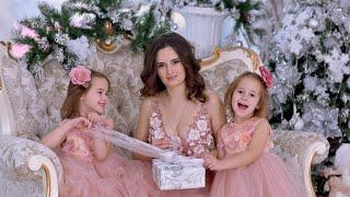 ВЛОГ Новые платья для Алины и Юляшке на День Рождения к Алисе Интеллектуальный робот Емеля
