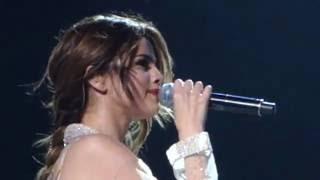 Selena Gomez (Live + Full Reaction to Montreal Fans) - Who Says + Transfiguration - Revival Tour