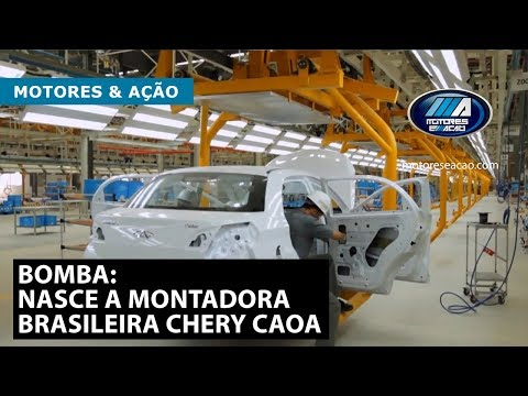 Lançamento Caoa Chery Brasil | motoreseacao