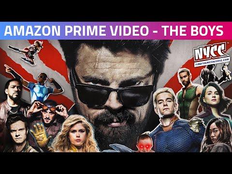 Amazon Prime Video Presents -The Boys