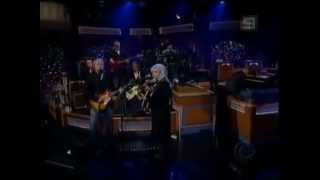 Emmylou Harris   Mark Knopfler   This Is Us Letterman   YouTube