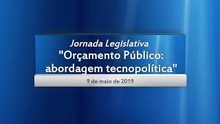 Palestra sobre Orçamento Público na Escola do Legislativo - Araraquara