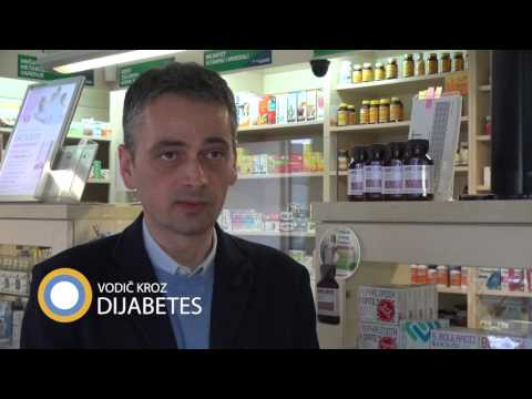 Tipični simptomi dijabetesa