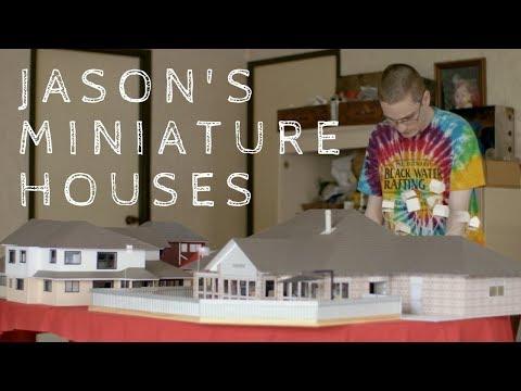 Making Miniature Houses