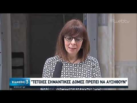 Κ. Σακελλαροπούλου από το Κέντρο Αστέγων: Να δείξουμε έμπρακτα την αλληλεγγύη μας | 20/05/2020 | ΕΡΤ