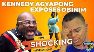 Kennedy Agyapong Exposes Obinim 😲, 5 shocking Revelations!!