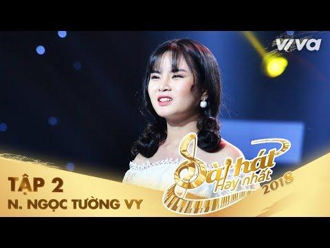Tập Làm Mưa - Nguyễn Ngọc Tường Vy | Tập 2 Sing My Song - Bài Hát Hay Nhất 2018