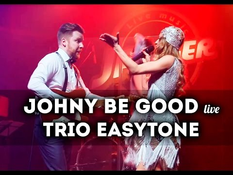 "EasyTone. ""Johnny Be Good"" live at Jagger club 17 02 17"