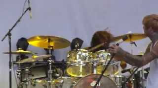 """Chiodos-""""Two Birds Stoned at Once"""" Live Charlotte,NC 2014"""