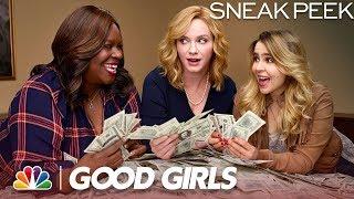Good Girls - Sit Down with Good Girls (Sneak Peek)