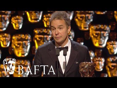 Sam Rockwell wins Supporting Actor | EE BAFTA Film Awards 2018