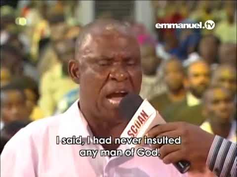 T B  Joshua SLEEPS With SNAKES And LIVES In WATER