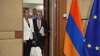 Հայաստանի և Եվրամիության միջև գործընկերության խորհրդի երկրորդ նիստի արդյունքներով համատեղ մամուլի հայտարարություն