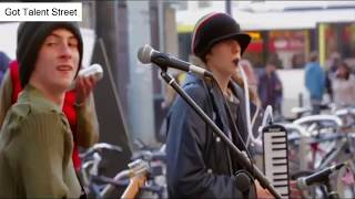 Top Male Busking Perform With Guitar On The Street Ever! - Got Talent Street #3