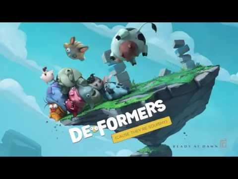 PAX West 2016 Trailer | Deformers thumbnail