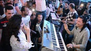 منه محمد تغازل محمد عبدالسلام وبتقولة هتجننيى وشوف رد فعله كان ايه فرحه عرب الدواغرة