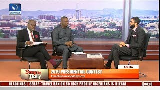 2019: Buhari, Atiku Campaign Spokespersons In Direct Criticism Of Flagbearers Pt.1 |Sunrise Daily|