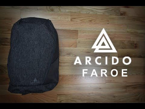 World's Best Travel Bag 2.0 – Arcido Faroe