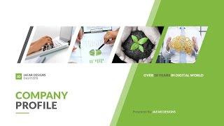 Company Profile PowerPoint