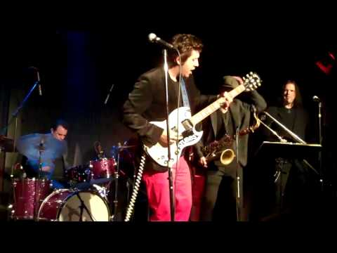 "The Matthew Stubbs Band ""Yikes Ike"" Tupelo Music Hall 2/11/10"