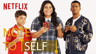 What's on My Phone with the On My Block Cast | Netflix