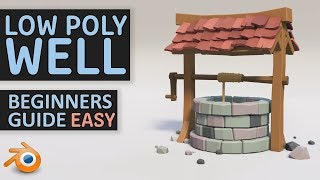 blender 2-8 tutorial low poly - TH-Clip