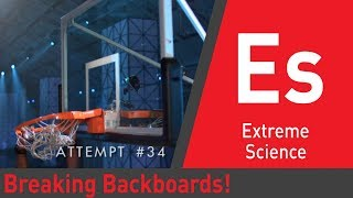 Sport Science Puts NBA Backboards To The Test!   Sport Science