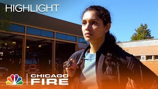 Kidds Exhaustion Leads To A Car Accident - Chicago Fire