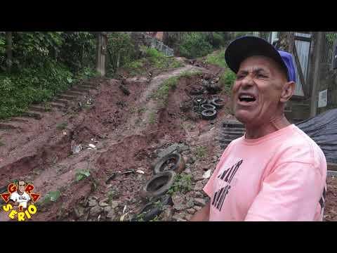 Wagnew o Fiscal do povo manda um recado para os Vereadores direto da Rua José Galdino na Favela do Justinos