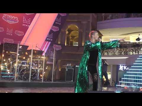 Катя Лель - Пусть говорят и другие песни (Партийная зона Муз тв Супер марафон 22 часа 24 11 2018)