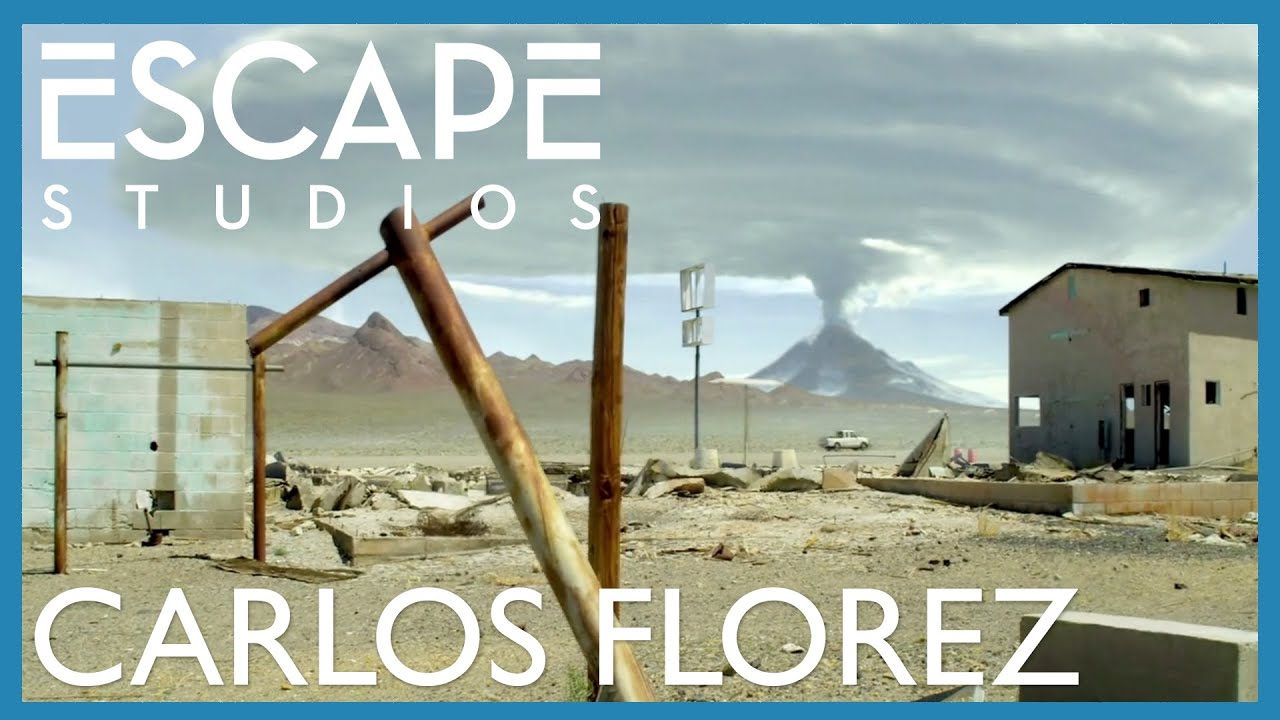 Escapee Showreels - Carlos Florez