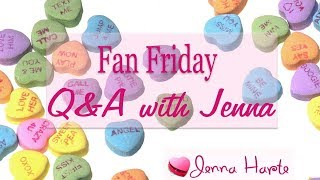 Fan Friday: Q&A - Your Questions Answered