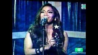 Jonalyn Viray  - The Winning Moment (Help Me Get Over)