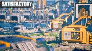 [LIVE🔴] FAVORITE MULTIPLAYER BASE BUILDING & FACTORY GAME | Satisfactory Gameplay