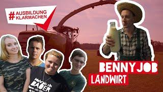 Aus Leidenschaft In Der Landwirtschaft | Ausbildung Als Landwirtin Im Landkreis Dahme Spreewald