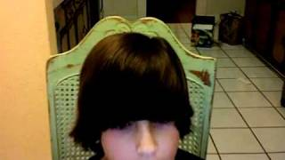 Kid SInging Yes I Can(Christian Beadles)