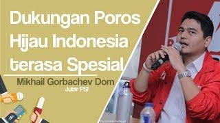 PSI Apresiasi Dukungan Poros Hijau Indonesia untuk Jokowi-Ma'ruf