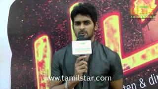 Mithun Dev at Patra Movie Audio Launch