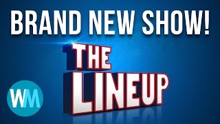 Announcing our first GAME SHOW: The Lineup