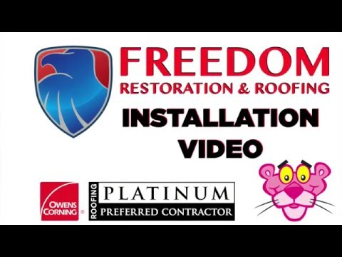 In this short video, we highlight our roof installation process. We show you everything from material...