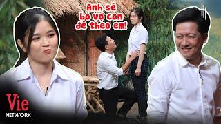 Trường Giang phán bỏ vợ con để lấy Suni Hạ Linh và cái kết muối mặt   Ơn giời cậu đây rồi Mùa 7