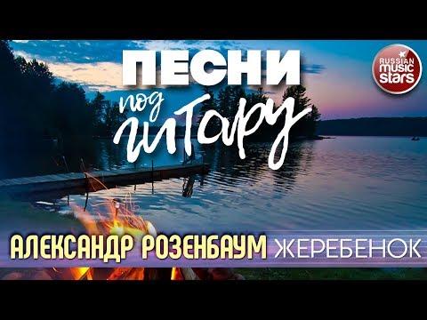 ПЕСНИ ПОД ГИТАРУ ✬ ЖЕРЕБЕНОК ✬ АЛЕКСАНДР РОЗЕНБАУМ