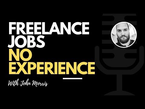 The Secret to Get a Freelance Job With No Experience