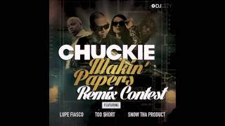 Makin' Papers (Krunk! Remix) - Chuckie ft. Lupe Fiasco, Too Short, & Snow Tha Product