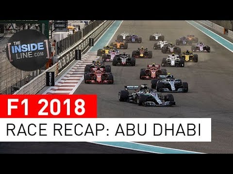 Image: Watch: 2018 Abu Dhabi Grand Prix recap