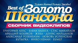 ЗОЛОТО ШАНСОНА /СБОРНИК ВИДЕОКЛИПОВ/