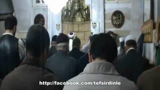 preview picture of video 'Sivas Ulu Cami Müftü Yardımcısı Orhan Keskin 'den Kur'an Kıraatı'