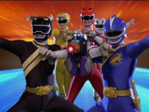 "Power Rangers Wild Force - Jungle Blaster First Battle   Episode 30 ""Team Carnival"""