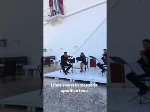 """Quartetto d'archi """"Quattro Quarti"""" quartetto d'archi  Bari musiqua.it"""